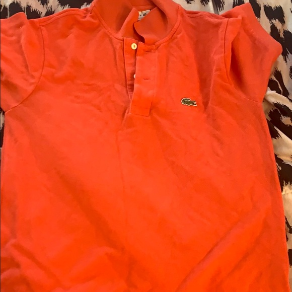 Lacoste Other - Locast shirt small